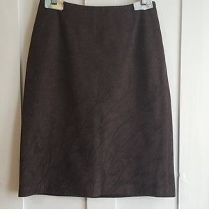 Brooks Brother's  %100 wool skirt.
